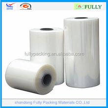 polyolefin shrink film ,pof shrink film,polyolefin film BRC approved for export