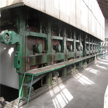 New Condition news printing paper making rolling machine