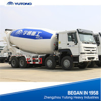 new concrete mixer machine with lift