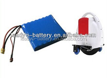 US18650V3, One Wheel Electric Scooter 16S1P 60V 2200mAh battery pack