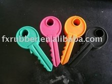 Nice design Home decoration Key Shape Silicone Door stopper For Sliding Door