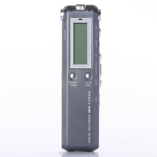 Telephone Voice Recorder 8GB USB Upload/Download Digital portable Voice Recorder MP3 music Player