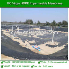 Agriculture outside waterproofing pond liner fish plastic tank geomembrane for sale