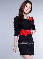 ladies office wear dresses new style