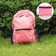 2017 Latest High Quality Yiwu Customized Foldable Adventure Backpack With Mutil-function