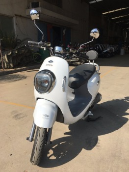 HAOMAI NEW FASHION E-MOTORCYCLE BEST PEICE BEST QUALITY 48V20AH 600W WITH CHAOWEI BATTERY