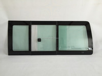 Rear sliding glass window for 2005 TOYOTA Hiace van for South Africa market