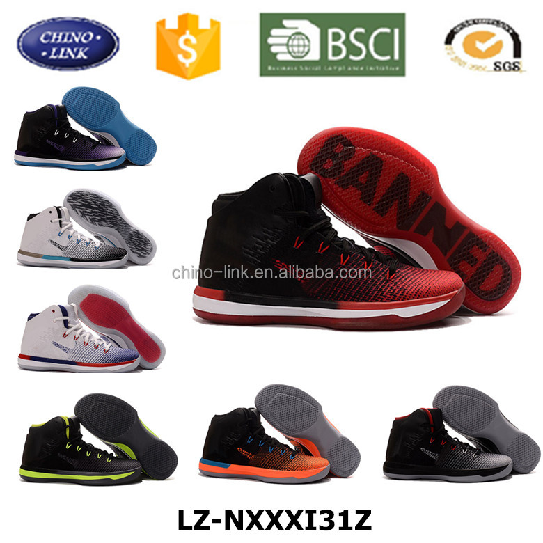 XXXI 31th shoe new design models sport shoe sneakers Crystal sole basketball branded man shoes