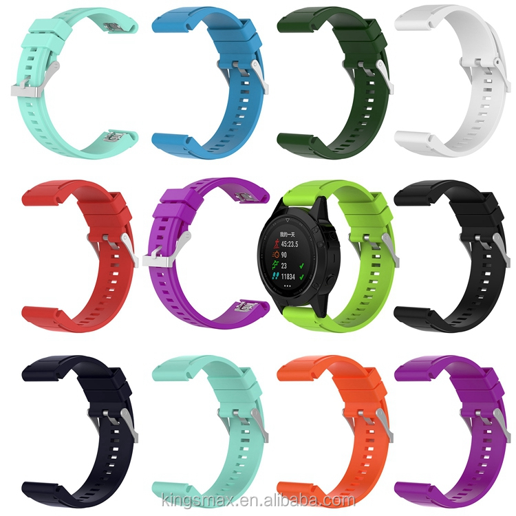 Replacement Smartband Wrist band for Garmin Fenix 3