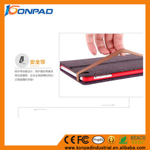 Konpad Hot selling smartphone case Cotton cloth slot card kicktand Phone Case for iPad 2/3/4/air/air 2 / pro 9.7 tablet case