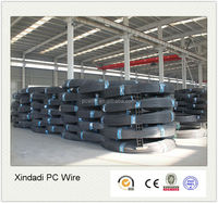 7mm 1670MPa top quality building material, prestressed concrete wire