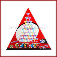 new baby stacking cup toy educational game
