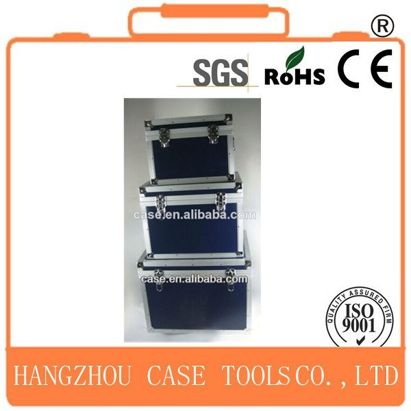 Heavy-duty Tool Case Road Case Hardware Tool Box Wheeled Cable Aluminum Flight Case