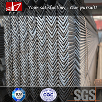Tangshan factory angle iron specification, steel galvanized angle iron