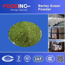 100% Watersoluble Organic Green Wheat/Barley Grass Powder