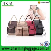 Multifunctional baby changing diaper nappy mummy handbag diaper bag