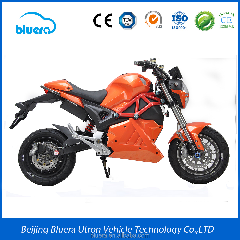 2017 Best high power adult racing electric motorbike for sale