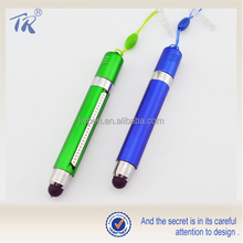 Alibaba China Pen Factory Made Promotional Mini Stylus Banner Pen