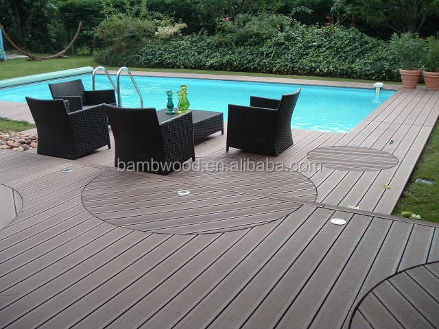 20 years waranty high quality composite decking