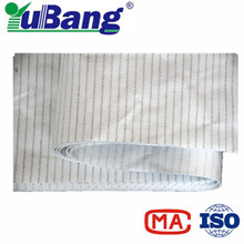 anti-static polyester needle punched with PTFE membrane nonwoven fabric polyester filter cloth felt