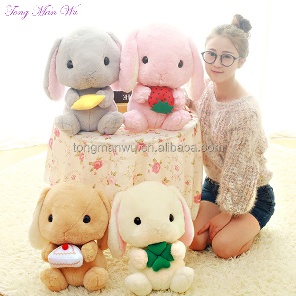 high quality china big ear rabbit stuffed plush toy