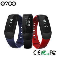 OSRAM Blood Oxygen Monitoring Bluetooth Vibrating Wrist Band Fitness Tracker with SPO2H Sleep Apnea Monitor for IOS/Andriod