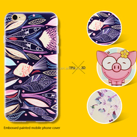 Manufacturer Mobile Phone 3D Case Cover for iphone 6plus