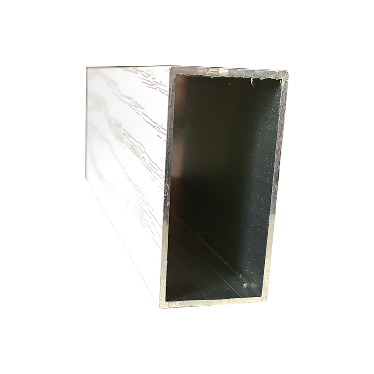 HOT!! China factory sale top quality customized square aluminium tube