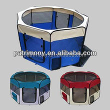 Oxford Cloth Material Pet Exercise Pen