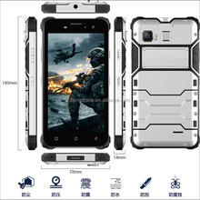 4G sim card mobile phone TOUCH SCREEN RUGGED phone