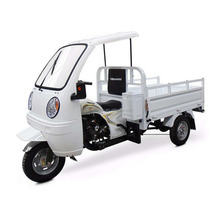 150cc/175cc/200cc/250cc/300cc cargo tricycle abs cabin mexico market kingstorm made