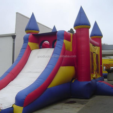 inflatable jumpers and slides jumping castle combo