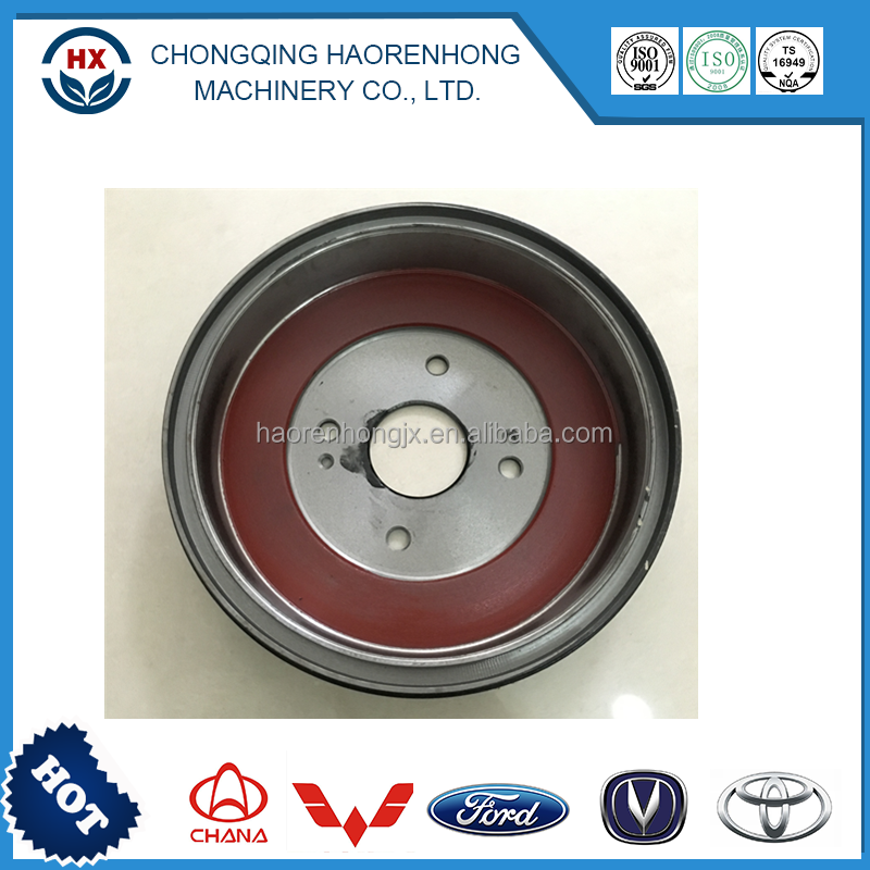 Customized precision brake drum for webb 66864