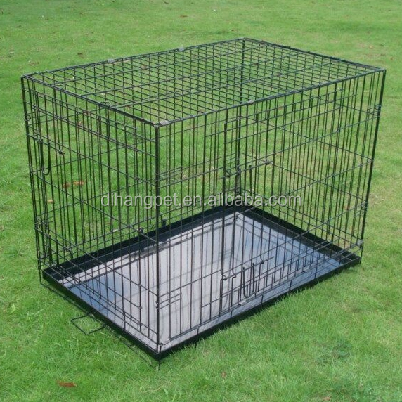 Customized Metal Wire Pet Dog or Cat Cages