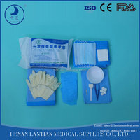 all surgical items non sterile disposable surgical packs