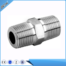 Hydraulic Stainless Steel 316 Close Nipple Pipe Fittings