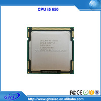 I5 650 Dual Core 3 2GHz