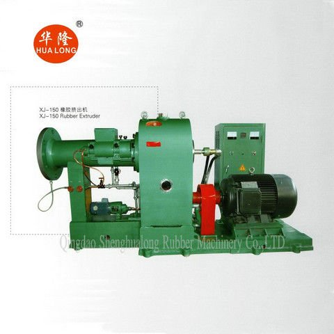 extruded rubber thread rubber extruder rubber extruder machine
