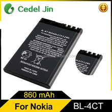 New product 3.7v battery BL-4CT for nokia powerful cell phone battery
