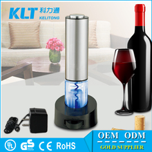 Rechargeable Cork Screw Automatic Electric Red Wine Bottle Opener