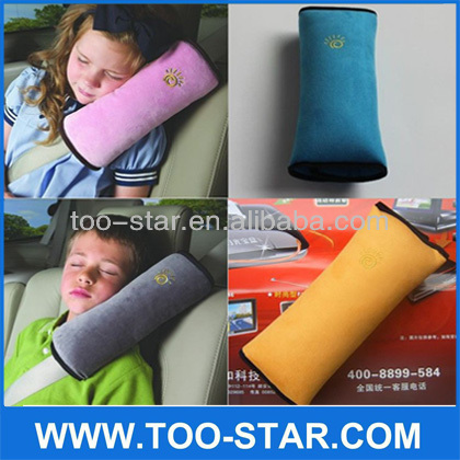 Hot Selling Baby Car Auto Safety Seat Shoulder Head Pillow Headrest Auto Satety Headrestt
