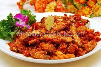 High quality chicken wings with spicy powder/Snack foods, instant noodles, and other types of food flavors