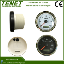 analog rpm meter tachometer, waterproof tachometer hour meeter needle electronic tachometer mechanical