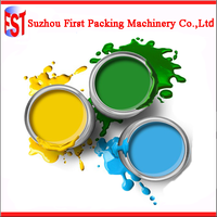 Small Round Oil Can Flanging Machine/Oil Can Making Equipment
