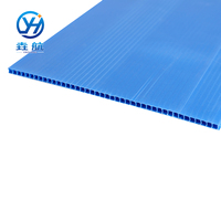 Customizable Pp Hollow Plastic Corrugated Sheet