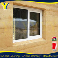 China manufacturer price of frameless sliding windows in the philippines bathroom sliding windows