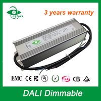 Constant Current 700mA 150V 105W Dimmable Led Driver Waterproof