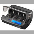 4 slot quick charger for AA/AAA NI-MH single cell