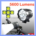 5600 Lumens 8.4V DC Wholesale Bicycle Light