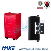 MK900 Vertical adjustable hinges for cabinets